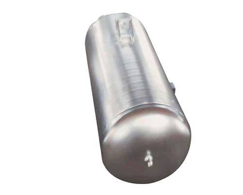 小孔型消音器