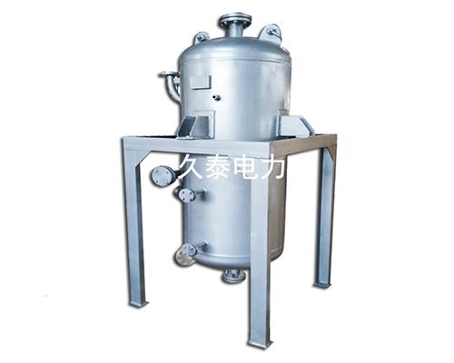 连续-定期排污扩容器